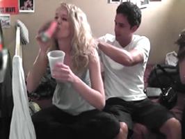 They got her drunk then had their way