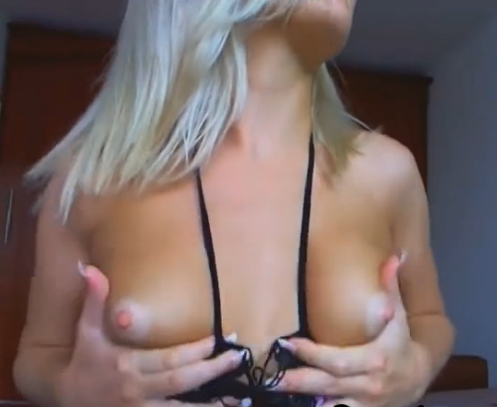 Gorgeous Blonde Tight Cunt Playtime HD