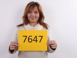 Czech MILF Radka Gives head for New JOB