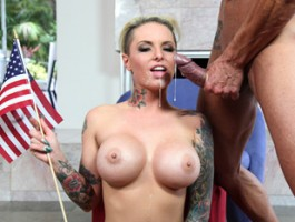 Busty Christy Mack born to tease and fuck