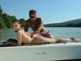 On the Love Boat...