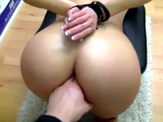 German girlfriend's anal sex tape is HOT
