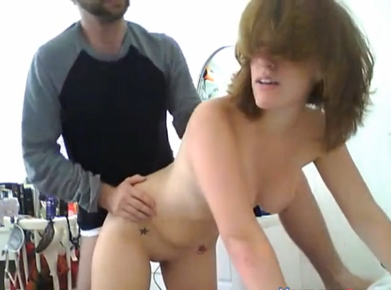 Doggystyle Quickie With The Horny GF