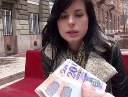 Mofos - Euro girl fucks for cash