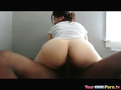 Asian Exchange Student First Black Dick