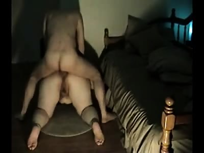 He licked her asshole wet and puts his hard cock in porncor.it