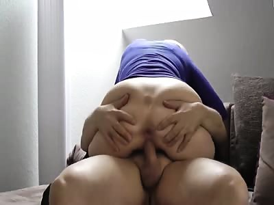Hot MILF gets another creampie