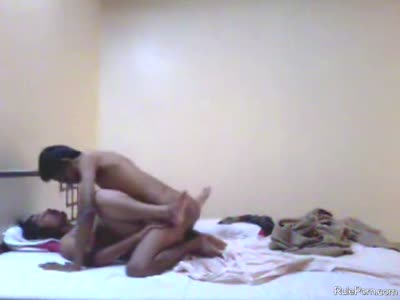 Indian Couple In A Home Fucking