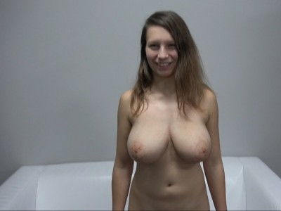 Naive 19-Teen D-Tits Girl Firstime Front of Camera