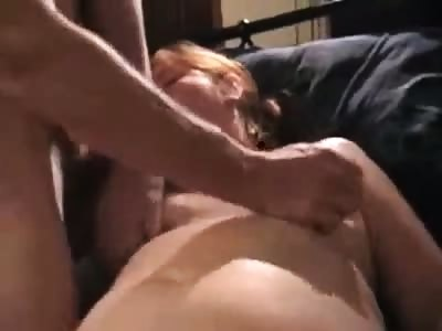 BBW mom Marianne is a natural cum slut