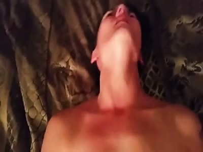 Brunette wife fucked and facialed