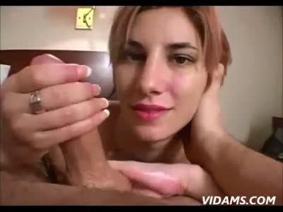 ExGirlfriend homemade handjob