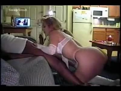 Cuckold busty milf