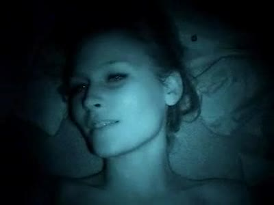 Sexy girl fucking in nightvision