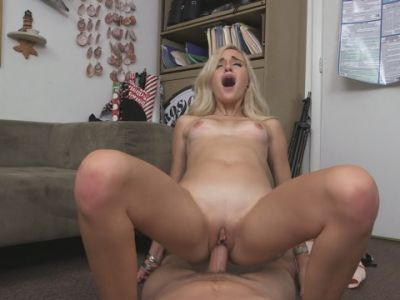 Naomi Woods Moaning While Riding Agent Schlong