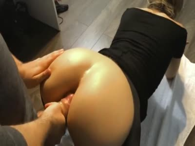 Anal fuck with his hot wife