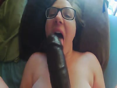 BBW squirts with multiple toys in her holes