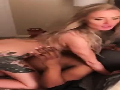 Husbands small dick is no match to BBC