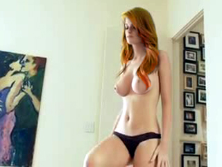 Best redheaded sex tape on the Internet